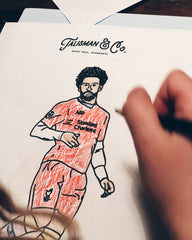 Talisman & Co. | Stay Home FC Coloring Pages