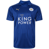 Leicester City 2016/2017 Home Kit