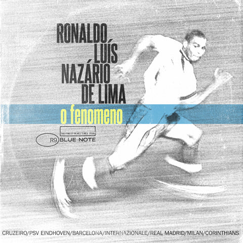 Talisman & Co. | LPFC by Pennarello Graphic Design | Ronaldo