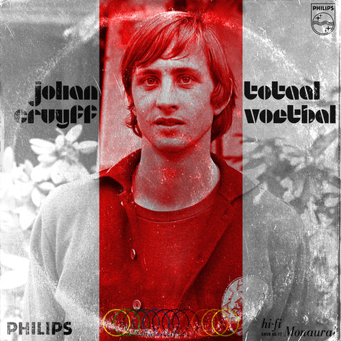 Talisman & Co. | LPFC by Pennarello Graphic Design | Johan Cruyff