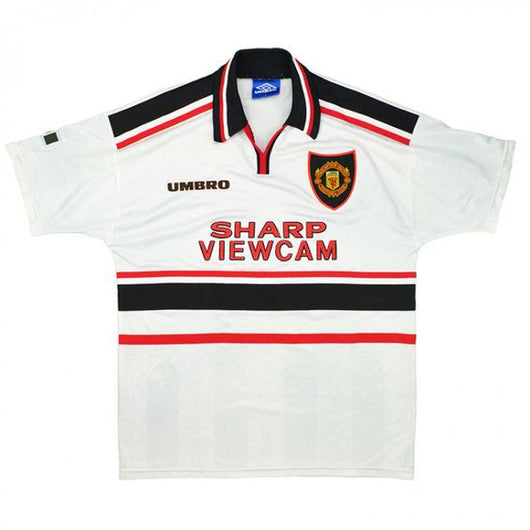 Manchester United 1997-99 Umbro Away Jersey