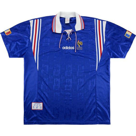 Talisman & Co. | France 1996-98 Adidas Home Jersey