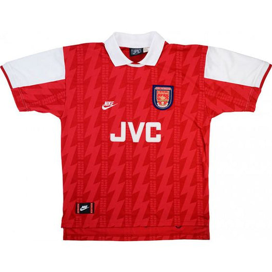 Talisman & Co. | Arsenal 1995-96 Nike Home Jersey - Bergkamp #10