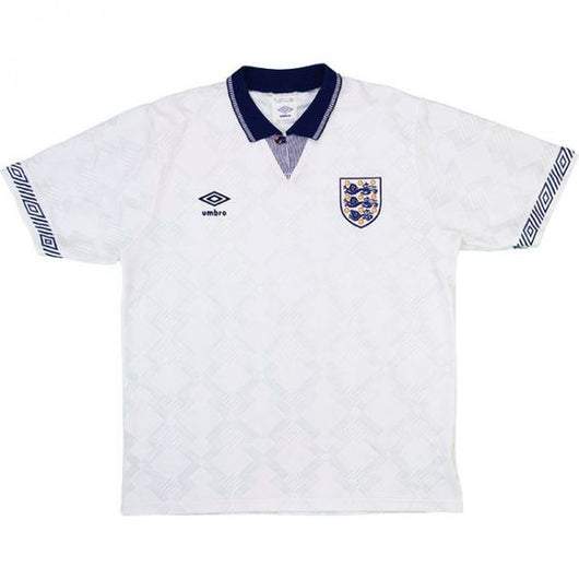 Talisman & Co. | England 1990-92 Umbro Home Jersey