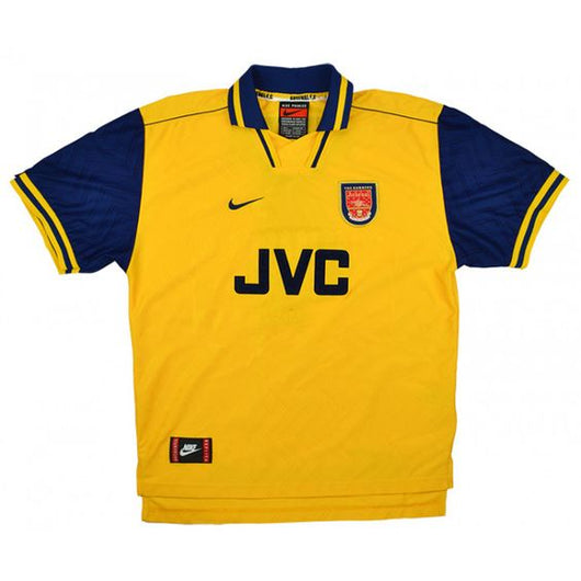 Arsenal 1996-96 Nike Away Jersey - Petit #17