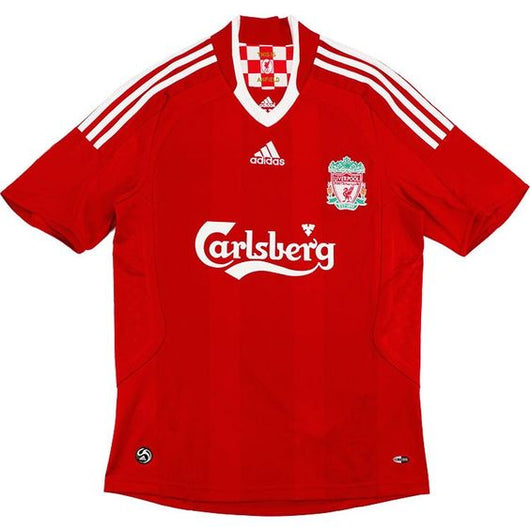 Talisman & Co. | Liverpool 2008-10 Adidas Home Jersey
