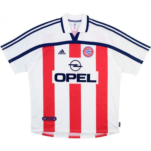 Talisman & Co. | Bayern Munich 2000-01 Adidas Away Jersey