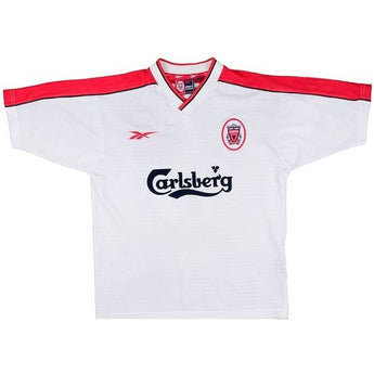 Talisman & Co. | Liverpool 1998-99 Reebok Away Jersey | YNWA