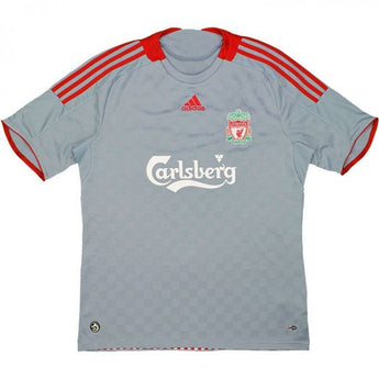 Talisman & Co. | Liverpool 2008-09 Adidas Away Jersey | YNWA