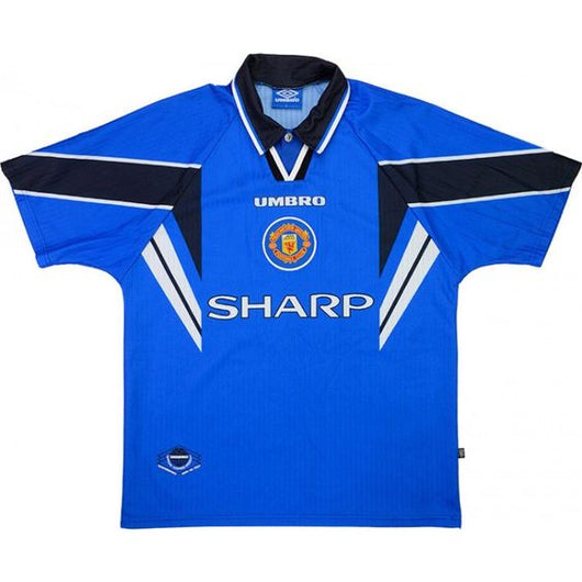 Talisman & Co. | Manchester United 1997-98 Umbro Third Jersey