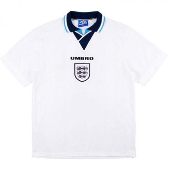 Talisman & Co. | England 1995-97 Umbro Home Jersey