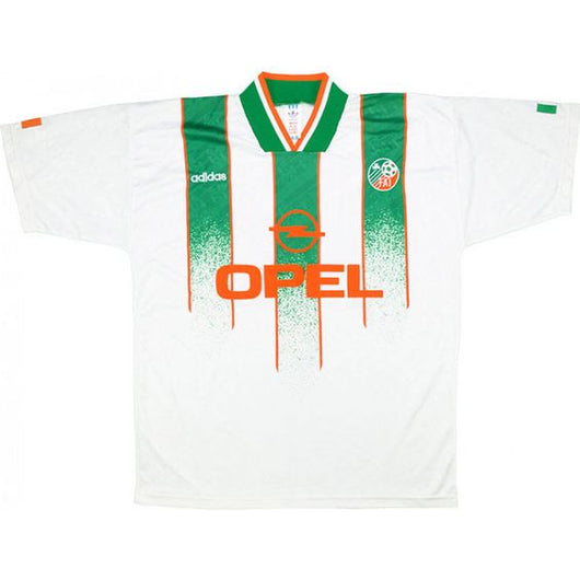 Talisman & Co. | Ireland 1994 Adidas Away Jersey