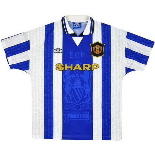 Talisman & Co. | Manchester United 1994-96 Umbro Third Jersey