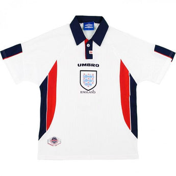 Talisman & Co. | England 1997-98 Umbro Home Jersey