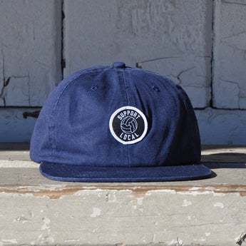 Talisman & CO. | Support Local Fútbol 6-Panel Cap | Soccer Hats
