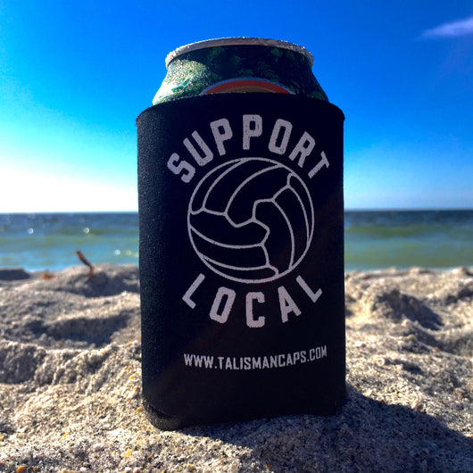 Talisman & Co. | Support Local Fútbol Coozie