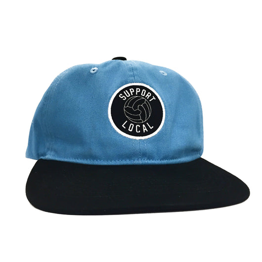 Talisman & Co. | Support Local Fútbol 6-Panel Cap