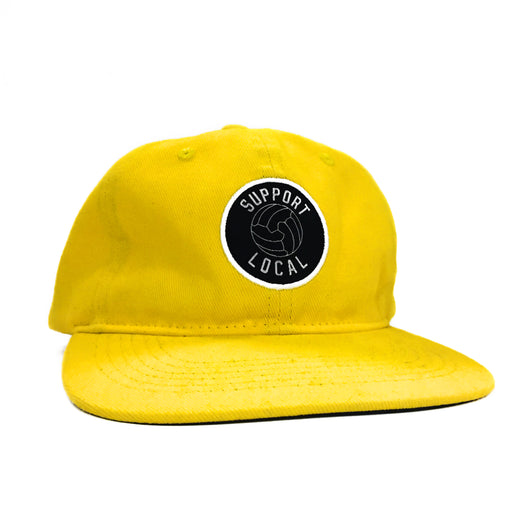 Talisman & Co. | Support Local Fútbol 6-Panel Cap - #SaveTheCrew