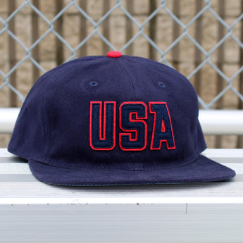 Talisman & Co. USA Cap | US Soccer Hat | US National Team Hat