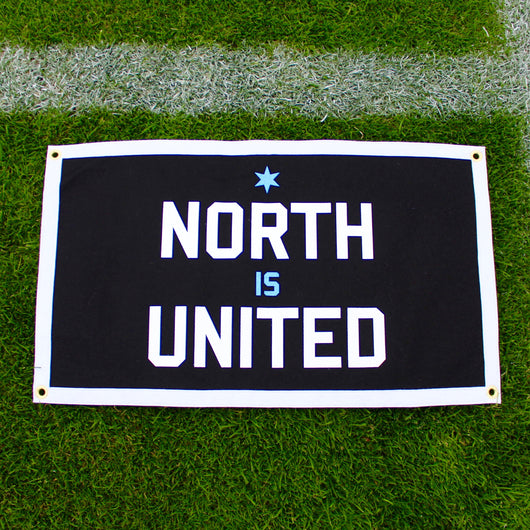 Talisman X Oxford Pennant United North Championship Banner | Minnesota United FC