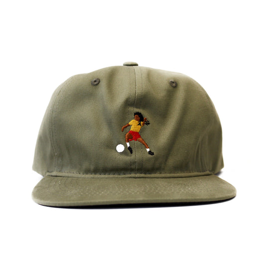 Talisman & Co. | Bob Marley Soccer Hat | Football is Freedom