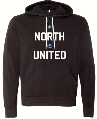 Talisman & Co. United North Hoodie