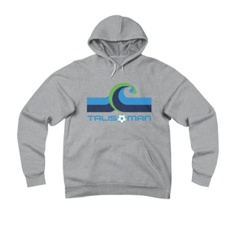 Talisman & Co. | California Surf Throwback Hoodie | NASL