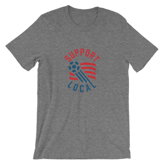 Talisman & Co. | Support Local Fútbol Tee | Support Local Soccer