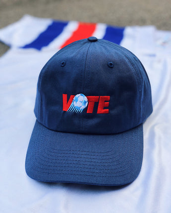 Talisman VOTE Dad Cap
