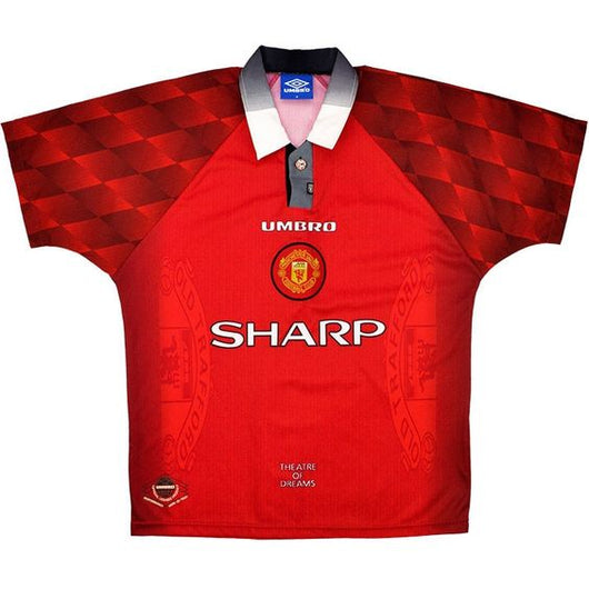 Talisman & Co. | Manchester United 1996-98 Umbro Home Jersey