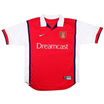 Arsenal 1999-2000 Nike Home Jersey