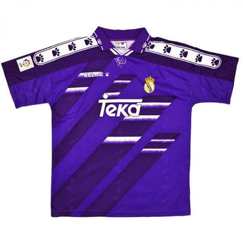 Real Madrid 1994-96 Kelme Away Jersey
