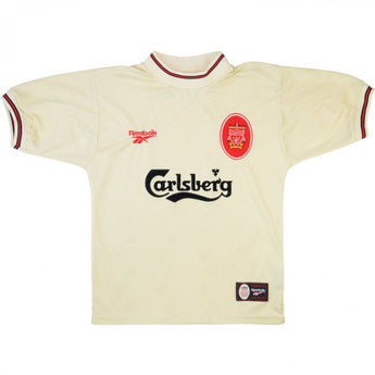 Talisman & Co. | Liverpool 1996-97 Reebok Away Jersey