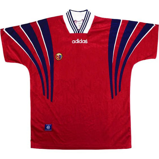 Talisman & Co. | Norway 1996-97 Adidas Home Jersey