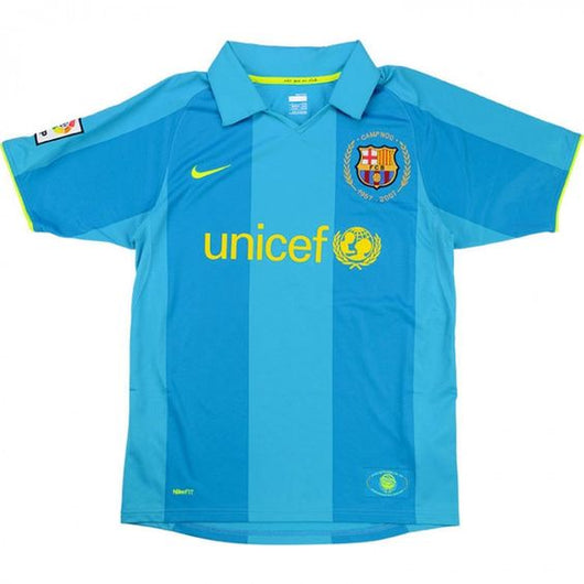 Talisman & Co. | FC Barcelona 2007-09 Nike Away Jersey