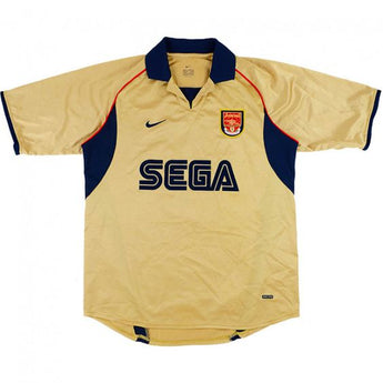 Talisman & Co. | Arsenal 2001-02 Nike Away Jersey