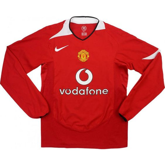 f41dbdc6053 Manchester United 2004-06 Nike Home Jersey