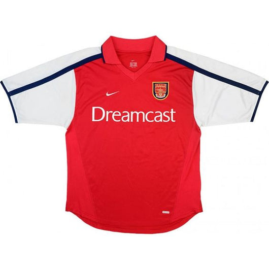Talisman & Co. | Arsenal 2000-02 Nike Home Jersey