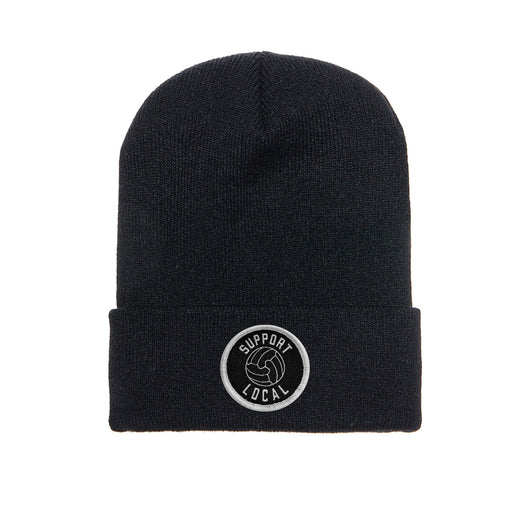 Talisman & Co. | Support Local Fútbol Beanie - Black