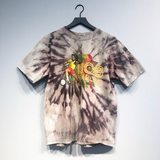 Bob Marley Acid Washed Tee