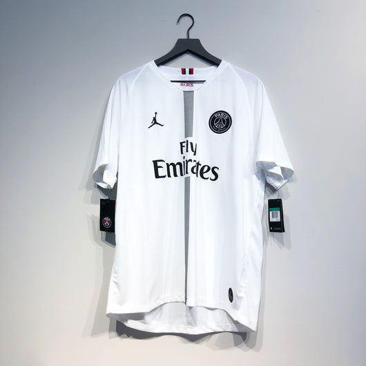 PSG 2018-19 Jordan Champions League Away Jersey