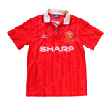 Talisman & Co. | Manchester United 1992-94 Umbro Home Jersey