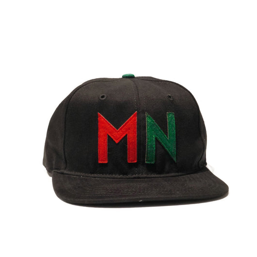 Talisman & Co. | Loons Cap - Red & Green | Minnesota Wild