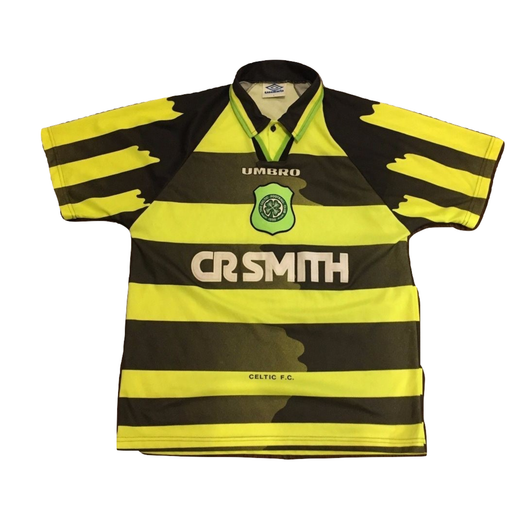 on sale 32533 8b32d Celtic 1996-97 Umbro Away Jersey