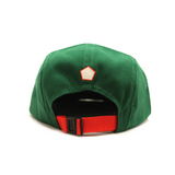 Talisman & Co. | Mexico El Tri 5-Panel Cap