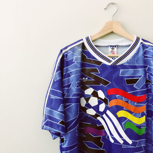 Talisman & Co. | Vintage Adidas USA '94 Soccer Jersey