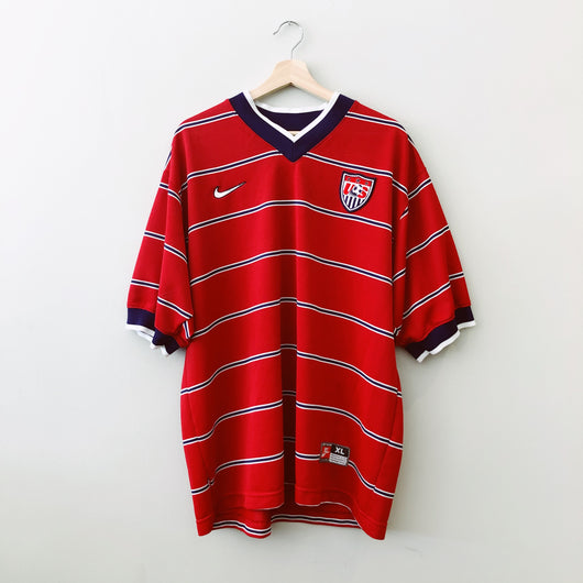 Talisman & Co. | Vintage USA 90s Red Nike Jersey