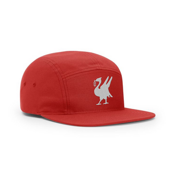 Talisman & Co. | Liverbird 5-Panel Cap | Liverpool Camper Hat