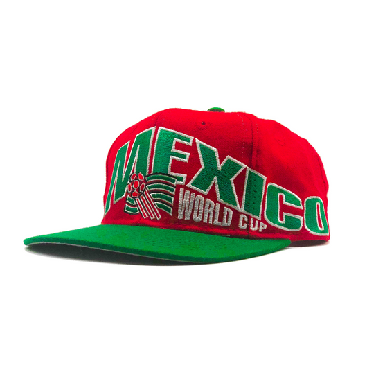 Mexico 1994 World Cup Snapback