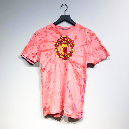 Manchester United Nike Tie Dye Tee